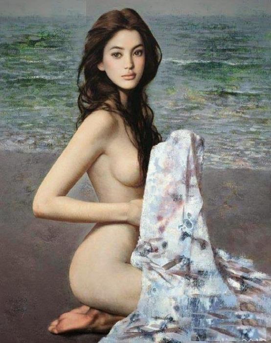 Романтизм и чувственность от Xie Chuyu.